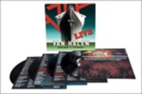 Tokyo Dome in Concert - Vinile LP di Van Halen
