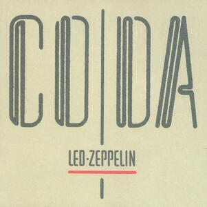 Coda - Vinile LP di Led Zeppelin
