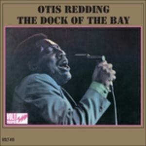 Dock of the Bay - Vinile LP di Otis Redding