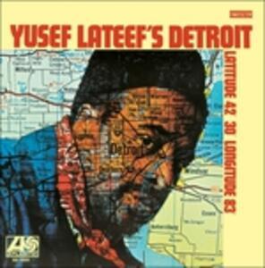 Yusef Lateef's Detroit - CD Audio di Yusef Lateef