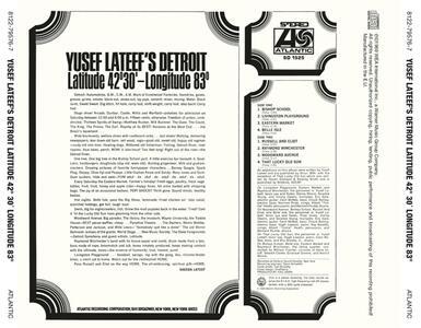 Yusef Lateef's Detroit - CD Audio di Yusef Lateef - 2