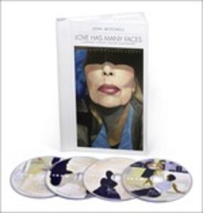 Love Has Many Faces. A Quartet, a Ballet, Waiting to Be Dancing - CD Audio di Joni Mitchell