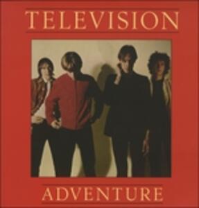 Adventure - Vinile LP di Television