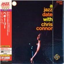 A Jazz Date with Chris Connor (Japan 24 Bit) - CD Audio di Chris Connor