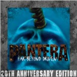 Far Beyond Driven - CD Audio di Pantera