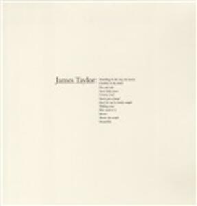 Greatest Hits - Vinile LP di James Taylor