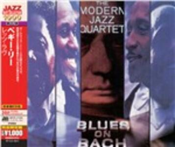 Blues on Bach - CD Audio di Modern Jazz Quartet