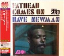 Fathead Comes on (Japan 24 Bit) - CD Audio di David Fathead Newman