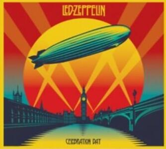 Celebration Day - CD Audio + DVD di Led Zeppelin
