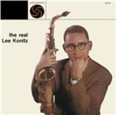 CD The Real Lee Konitz (Japan 24 Bit) Lee Konitz