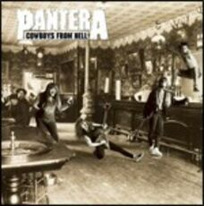 CD Cowboys from Hell Pantera