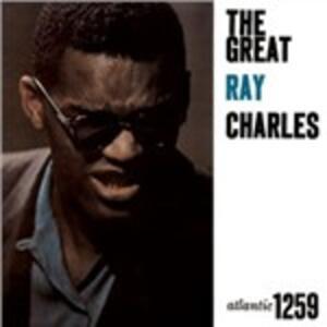 The Great Ray Charles - Vinile LP di Ray Charles