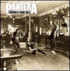 Cowboys from Hell - Vinile LP di Pantera