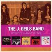 CD Original Album Series J. Geils Band
