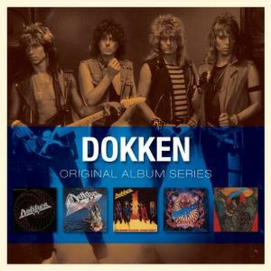 Original Album Series - CD Audio di Dokken