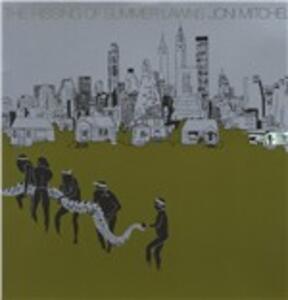 The Hissing of Summer Lawns - Vinile LP di Joni Mitchell