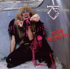 CD Stay Hungry Twisted Sister