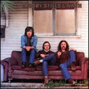 Crosby, Stills & Nash - Vinile LP di Stephen Stills,David Crosby,Graham Nash