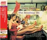 CD The Broadway Bit Marty Paich