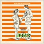 Cover CD Colonna sonora Juno