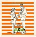 Cover CD Colonna sonora Juno