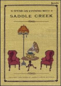Spend An Evening With Saddle Creek di Jason Kulbel,Rob Walters - DVD