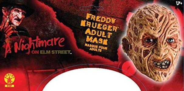 Maschera Freddy Krueger It4167 Rubies - 2