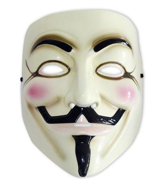 Maschera V per Vendetta - 3