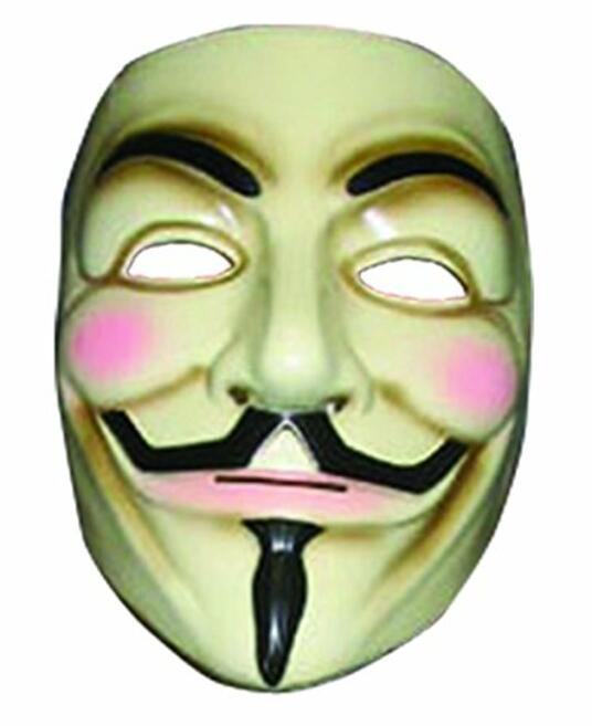 Maschera V per Vendetta - 7