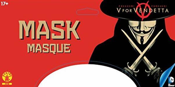 Maschera V per Vendetta - 8