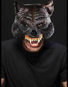 Maschera Uomo Lupo