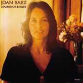 CD Diamonds & Rust Joan Baez