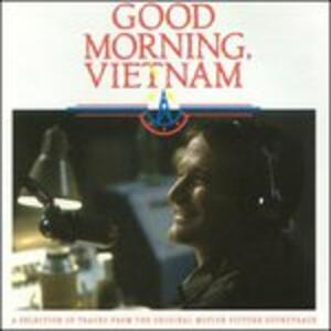 Good Morning Vietnam (Colonna Sonora) - CD Audio