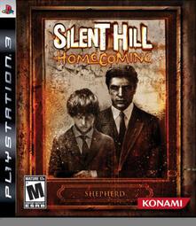 Konami Silent Hill: Homecoming, PS3 videogioco PlayStation 3 Inglese