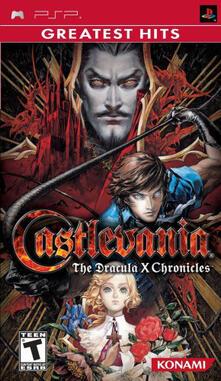 Konami Castlevania: The Dracula X Chronicles, PSP videogioco PlayStation Portatile (PSP) Inglese
