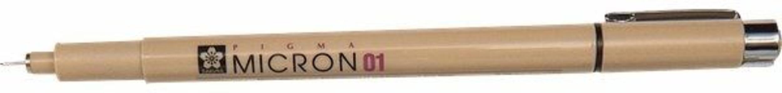 Pennarello Fineliner Sakura Pigma Micron punta 0,1 mm