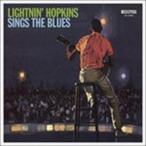 Sings the Blues - Vinile LP di Lightnin' Hopkins