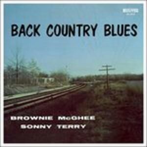 Back Country Blues - Vinile LP di Brownie McGhee