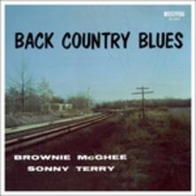 Back Country Blues... - CD Audio di Brownie McGhee