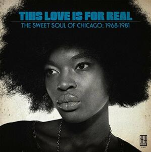 This Love Is for Real - Vinile LP