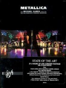 Metallica. S & M (2 DVD) - DVD