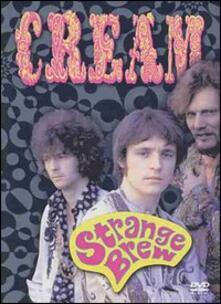 Cream. Strange Brew - DVD