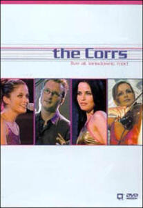The Corrs. Live at Lansdowne Road - DVD