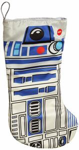 Star Wars: R2-D2 Christmas Sock 45 Cm With Sound Luz