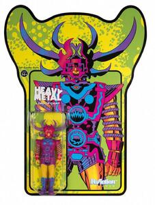 Funko Super 7 Reaction Heavy Metal Lord Of Light Color Vintage Retro Figure - 3