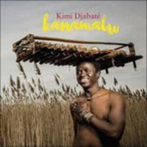 Kanamalu - Vinile LP di Kimi Djabate