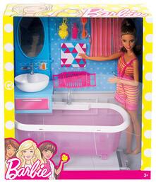Barbie e i suoi arredamenti Ass.