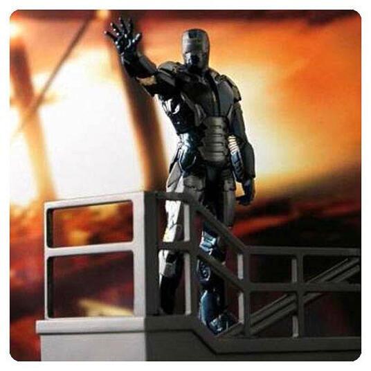 Iron Man. Battle Coll Mark 40 Figure - 2