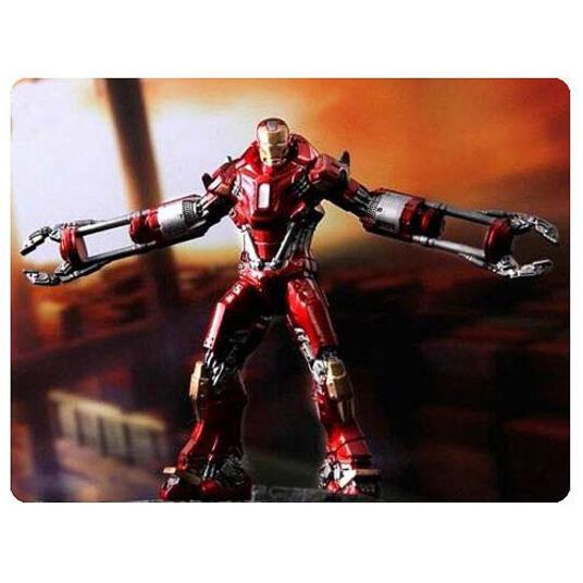 Iron Man. Battle Coll Mark 35 Figure - 2
