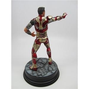 Giocattolo Action Hero Vignette. Iron Man 3 Mark XLII (Battle Damaged Version) (DR38118) Dragon 3